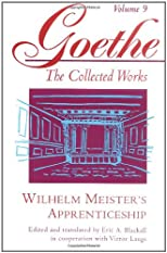 Wilhelm Meister&#39;s Apprenticeship