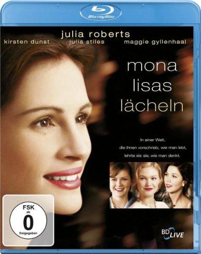 Mona Lisas Lächeln [Blu-ray]