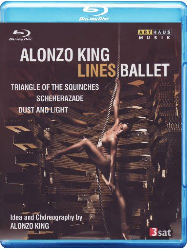Cover art for  Alonzo King Lines Ballet [Blu-ray]