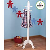 KidKraft Deluxe Clothes Pole, White