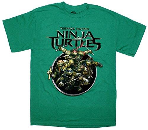 Teenage Mutant Ninja Turtles TMNT Sewer Group T-Shirt