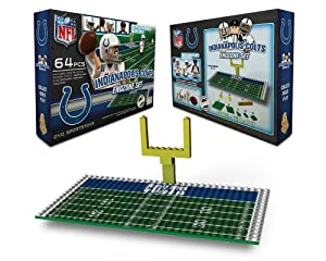 NFL Indianapolis Colts Endzone Toy Set by OYO
