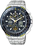 Citizen Eco-Drive Skyhawk Blue Angels Mens Watch