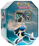 Pokemon Diamant & Pearl Lucario Tin Box