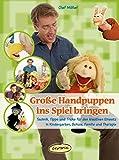 Image de Große Handpuppen ins Spiel bringen: Technik, Tipps und Tricks für den kreativen Einsatz in Kinderg