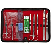 American Educational 10 Piece Dissecting Set with Deluxe Case