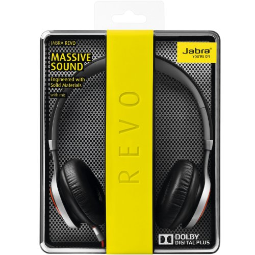 Jabra REVO StereoCorded BLACKの写真05。おしゃれなヘッドホンをおすすめ-HEADMAN(ヘッドマン)-