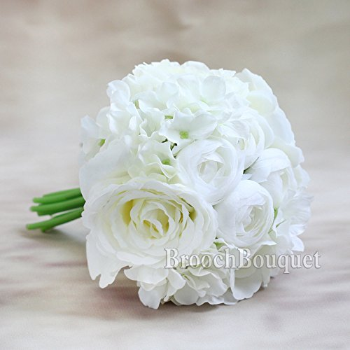 Decor artificial flowers real touch silk flowers floral latex real decor artificial flowers real touch silk flowers floral latex real touch rose peony wedding bouquet home party design flowers white1 bunch deal shop mightylinksfo