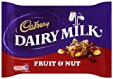 Cadbury Dairy Milk Fruit & Nut Bar 360 g (Pack of 6)