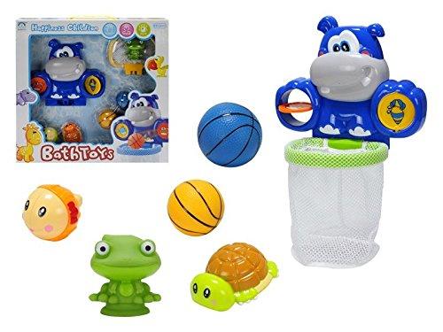 Set Juguetes De Baño Jane:Set-Bano Juguetes para el bano Juguetes – Baloncesto – juegos de agua