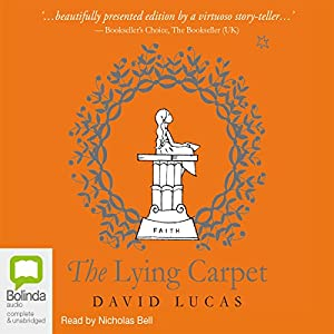 The Lying Carpet Audiobook