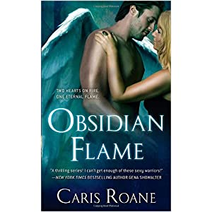 Obsidian Flame by Caris Roane