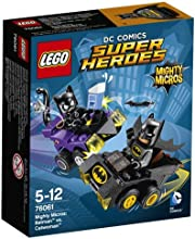 Comprar LEGO Super Heroes - Set Mighty Micros: Batman vs. Catwoman, multicolor (76061)