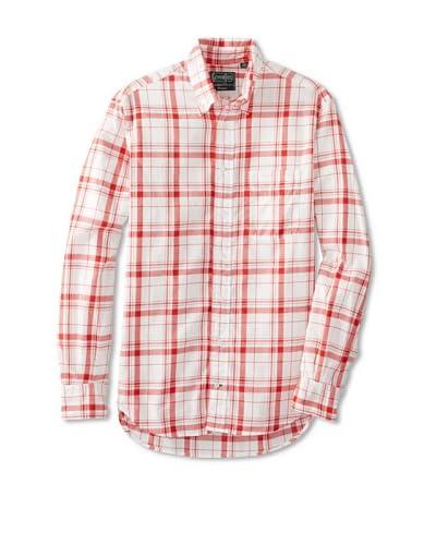 Gitman Vintage Men's Plaid Button-Up Shirt