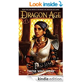Dragon Age Volume 2: Those Who Speak (Dragon Age Graphic Novels)