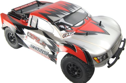 Racers Edge Racers Edge Pro2 Short Course Truck Ready-to-Run Red