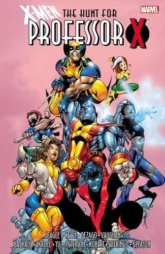 X-Men Hunt For Professor X