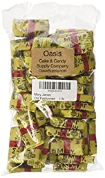 Mary Janes Old Fashioned Candy, 1 Pound