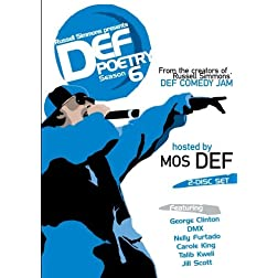Russell Simmons Presents Def Poetry Season 6