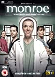 Monroe Series Complete Series Season Two 2 (James Nesbitt Is) Region 2 ITV Studios