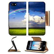 buy Apple Iphone 5 Iphone 5S Flip Case Art Summer Scene Panorama Of Nature After The Rain Image 31117843 By Msd Customized Premium Deluxe Pu Leather Generation Accessories Hd Wifi Luxury Protector