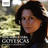 Granados: Goyescas Ana-Maria Vera (piano)