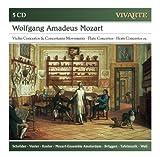 Mozart: Violin Concertos & Concertante M