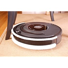 New! Dual Ultra Soft Bumper for Roomba