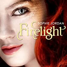 Firelight (       UNABRIDGED) by Sophie Jordan Narrated by Therese Plummer