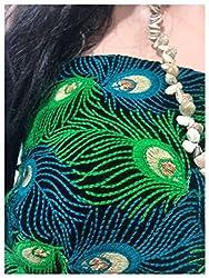 Inhika Women's Kurti Fabric (Inhika_224_Multi-Coloured)