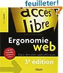 Ergonomie web : Pour des sites web ef...