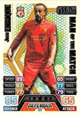 Match Attax 2013/2014 Jose Enrique Liverpool 13/14 Man Of The Match