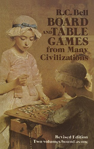 Board and Table Games from Many Civilizations by Bell, R. C. (2010) Paperback