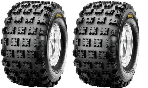 TWO NEW CST AMBUSH SPORT ATV TIRES (2) 20-10-9 , 20X10-9 Honda 250R 400EX 450R ATC TRX Yamaha Raptor YFZ450 (Yamaha Atv Tires compare prices)