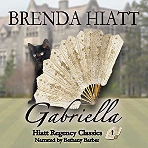 Gabriella Audiobook
