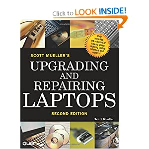 Upgrading and repairing laptops, 2d ed. (CD-ROM included) Scott. Mueller