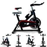 Aerobic Training Cycle Exercise Bike Fitness Cardio Workout Home Cycling Machine (HURRY LIMITED TIME OFFER)