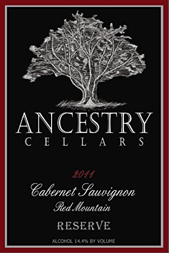 2011 Ancestry Cellars Red Mountain Reserve Cabernet Sauvignon 750 Ml