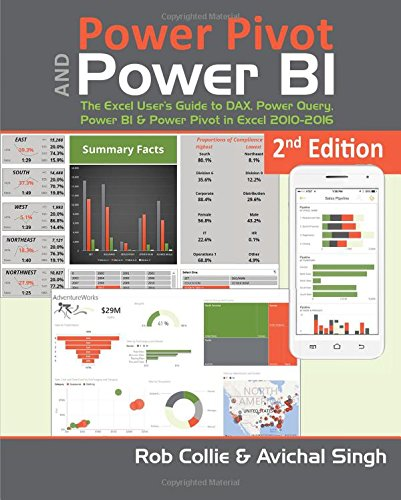 Power Pivot and Power BI: The Excel User's Guide to DAX, Power Query, Power BI & Power Pivot in Excel 2010-201