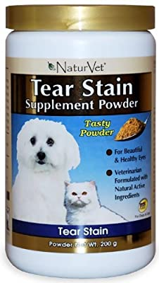 Naturvet Tear Stain Supplement (200 grams)