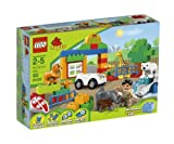LEGO DUPLO My First Zoo 6136 Plaything, Amusement, Play, Toys, Game