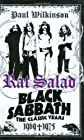 Rat salad : Black Sabbath, the classic years, 1969-1975