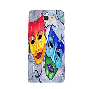 iSweven samon7_16_1282 Printed high Quality color_full_face Design Back case cover for Samsung Galaxy On7 (2016)