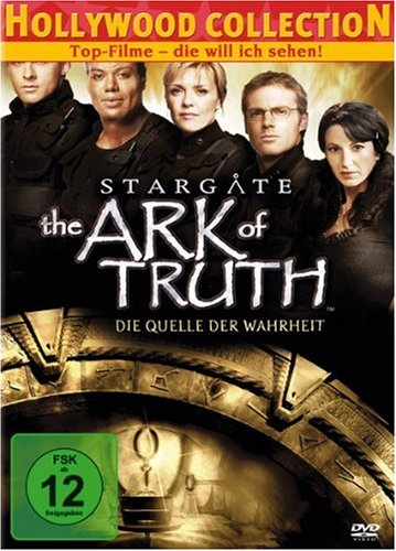 Stargate - The Ark of Truth: Die Quelle der Wahrheit [Import allemand]