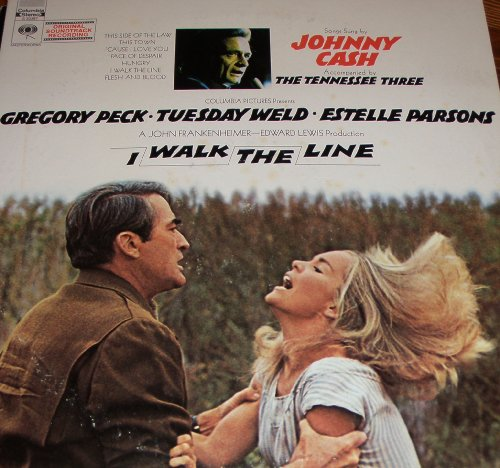 Johnny Cash - I Walk The Line Soundtrack - Zortam Music