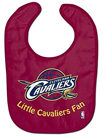 Cleveland Cavaliers Baby Bib - All Pro Little Fan