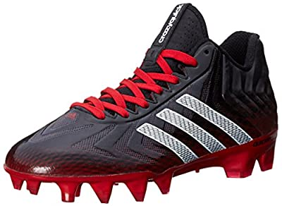 adidas Performance Men's Crazyquick Football Cleat