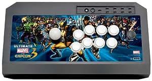 Amazon Com Hori Playstation 3 Ultimate Marvel Vs Capcom