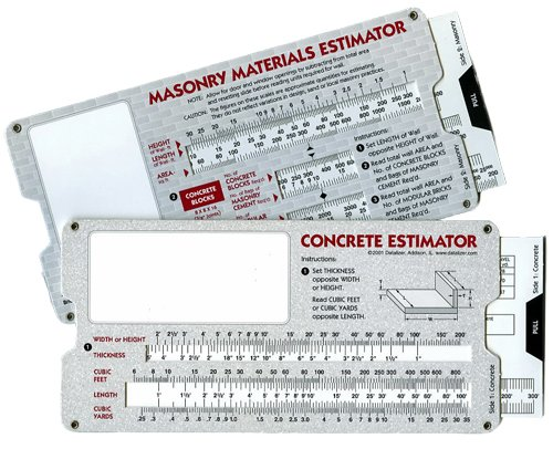 concrete-masonry-materials-estimator-slide-rule