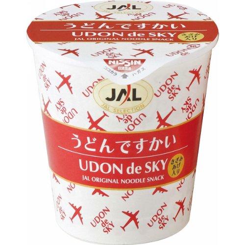 JAL SELECTION うどんですかい(15食)